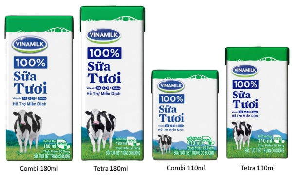 Vinamilk - Sữa tươi ngon trong bao bì chuẩn quốc tế - ảnh 1