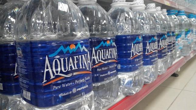 Aquafina, Dasani thực chất chỉ là nước lã đóng chai - ảnh 1