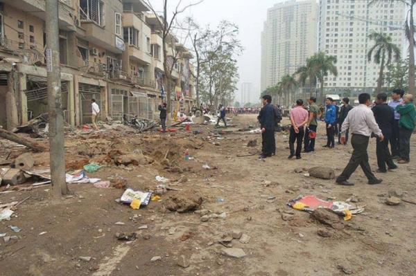 Ai sẽ đứng ra bồi thường thiệt hại trong vụ nổ ở Hà Đông? - ảnh 1