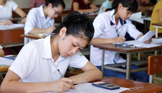 Kỳ thi THPT quốc gia 2016 gồm 8 môn thi, 3 môn bắt buộc - ảnh 1