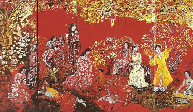 Hành trình sơn mài Việt thành di sản thế giới - ảnh 1