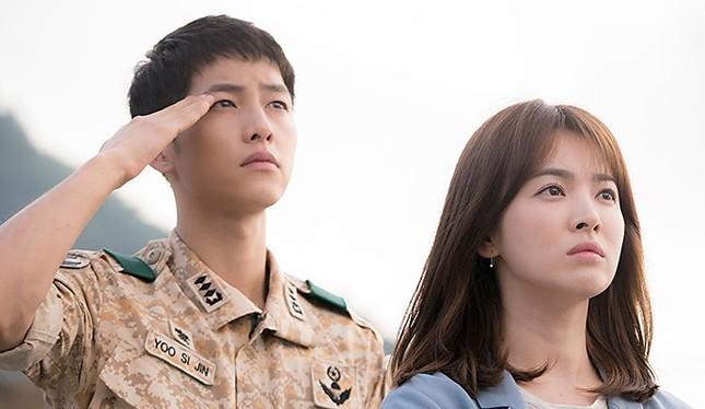 'Hậu duệ mặt trời' và Song Joong-ki vào đề kiểm tra tiếng Anh - ảnh 2