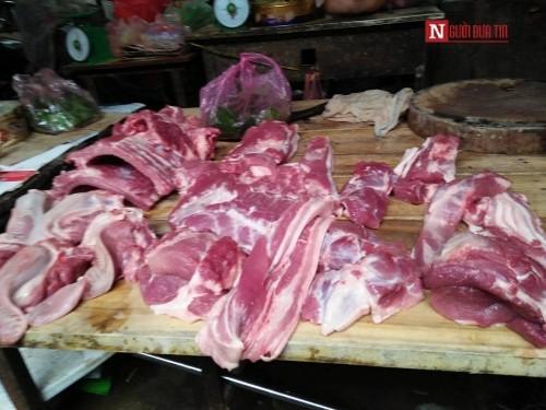 Thị trường thịt lợn biến động vì thông tin thịt chứa chất cấm - ảnh 3