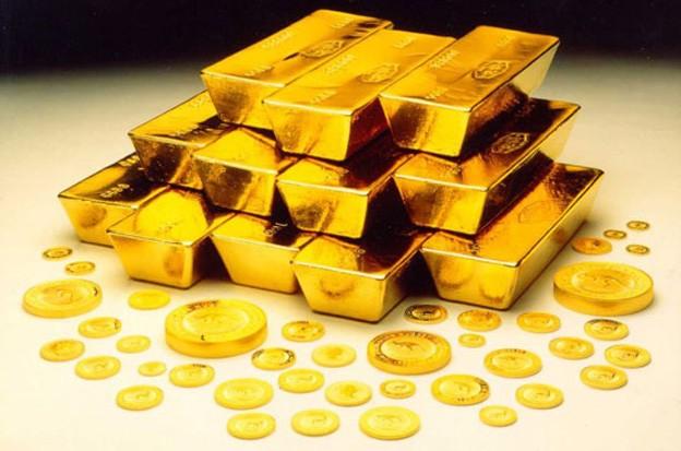 Giá vàng hôm nay 25/3/2016: Giá vàng tiếp tục 'lao dốc' - ảnh 1