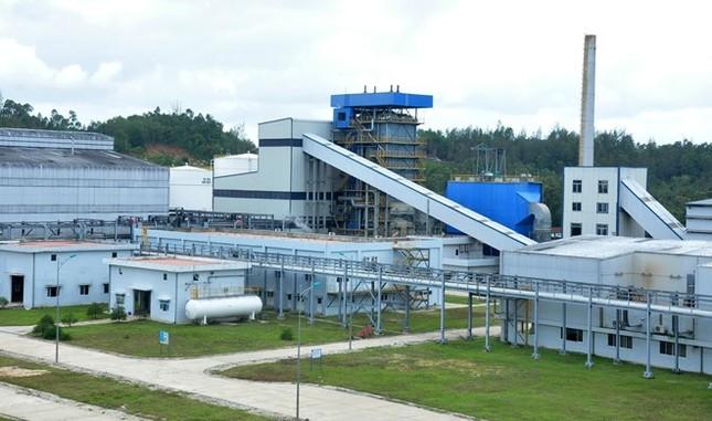 Nhà máy gần 1.900 tỷ đồng ở Dung Quất đóng cửa - ảnh 1
