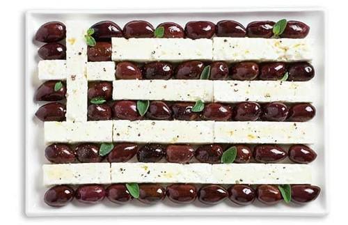 Thú vị những lá cờ làm từ rau củ - ảnh 2