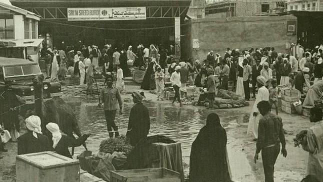 Bộ ảnh Dubai 'biến hóa' thành thành phố xa xỉ sau 60 năm - ảnh 1
