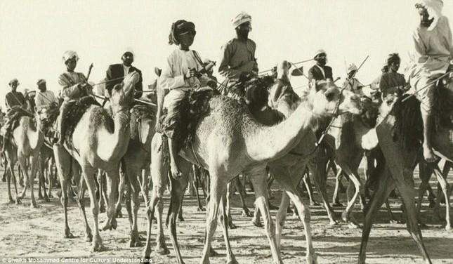 Bộ ảnh Dubai 'biến hóa' thành thành phố xa xỉ sau 60 năm - ảnh 3