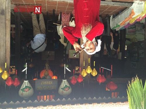 Festival làng lụa Việt Nam - châu Á 2016 'hút' khách quốc tế - ảnh 5
