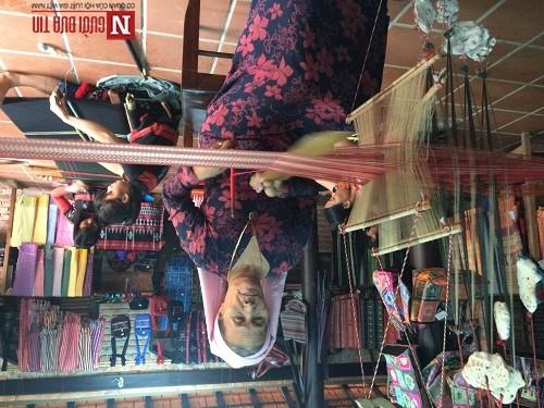 Festival làng lụa Việt Nam - châu Á 2016 'hút' khách quốc tế - ảnh 9
