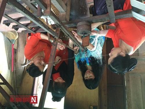 Festival làng lụa Việt Nam - châu Á 2016 'hút' khách quốc tế - ảnh 10