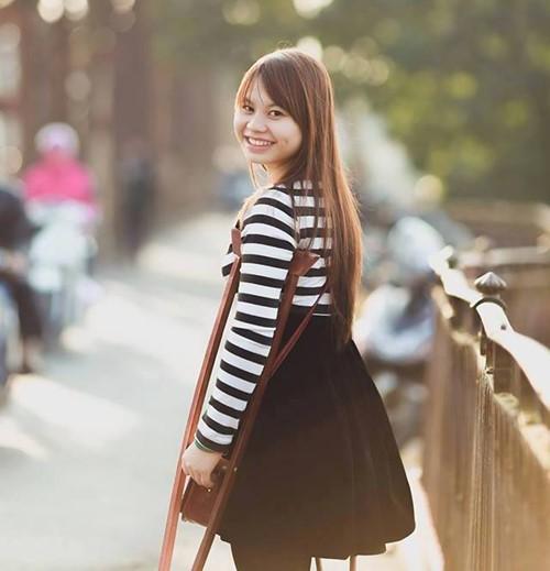 Cô gái một chân cười rạng rỡ khiến dân mạng 'thổn thức' - ảnh 2