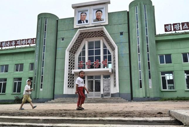 Triều Tiên qua những bức ảnh 'chụp lén' bằng điện thoại - ảnh 8