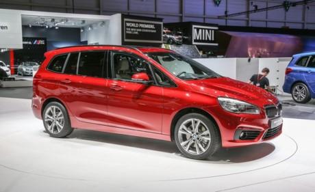 Cận cảnh xe 7 chỗ giá 'mềm' của BMW sắp về Việt Nam - ảnh 1