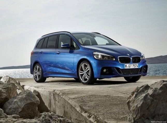 Cận cảnh xe 7 chỗ giá 'mềm' của BMW sắp về Việt Nam - ảnh 6