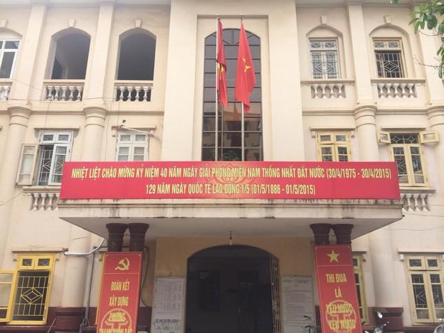 Công trình xây trái phép: UBND phường Thanh Xuân Bắc 'né' trả lời - ảnh 3