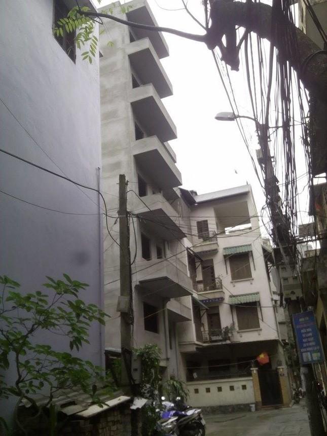 Công trình xây trái phép: UBND phường Thanh Xuân Bắc 'né' trả lời - ảnh 2