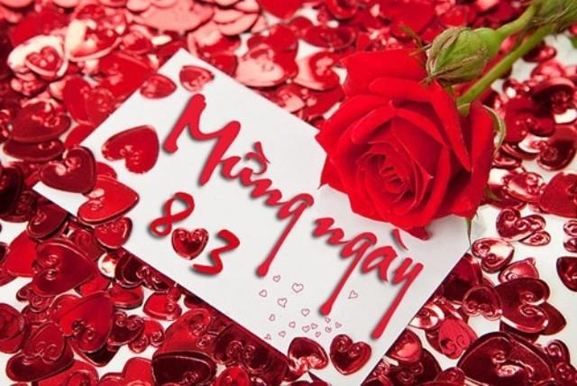 Những lời chúc 8/3 dành tặng vợ yêu hay và ý nghĩa nhất - ảnh 1