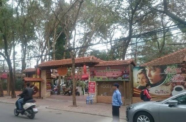 Hà Nội: Nhà văn hóa phường bị 'xẻ thịt' thành quán cà phê - ảnh 1