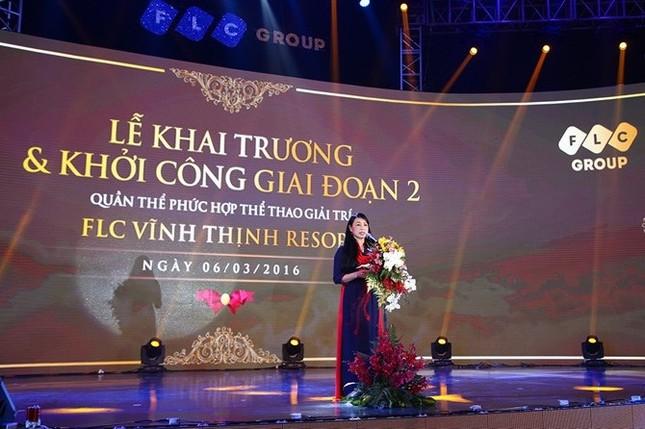 FLC Vĩnh Thịnh Resort khai trương, khởi công giai đoạn 2 - ảnh 10