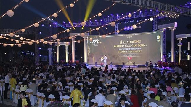 FLC Vĩnh Thịnh Resort khai trương, khởi công giai đoạn 2 - ảnh 12
