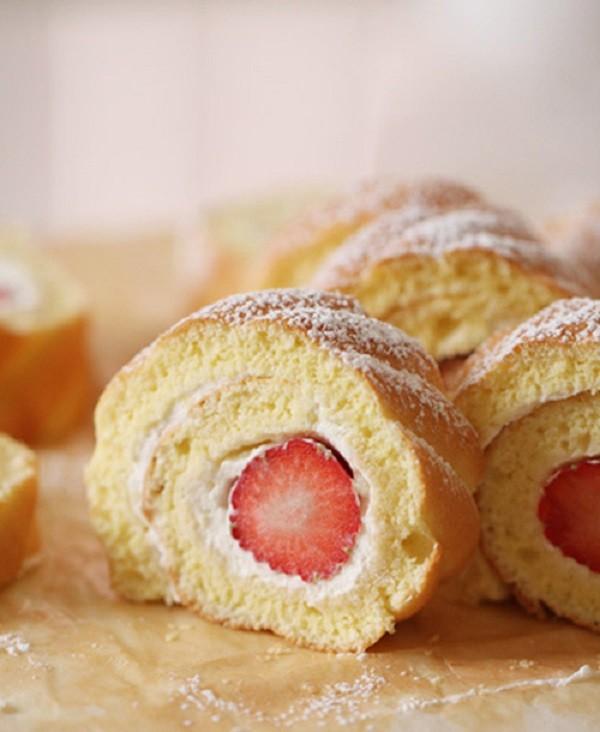 'Tròn mắt' những món bánh 'soái ca' làm tặng vợ nhân ngày 8/3 - ảnh 3
