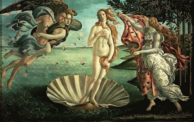 Ngắm chân dung phụ nữ 500 năm qua chỉ trong 3 phút - ảnh 2