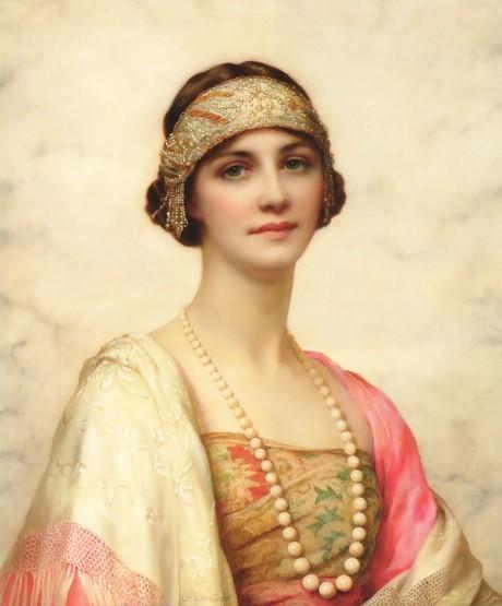 Ngắm chân dung phụ nữ 500 năm qua chỉ trong 3 phút - ảnh 4