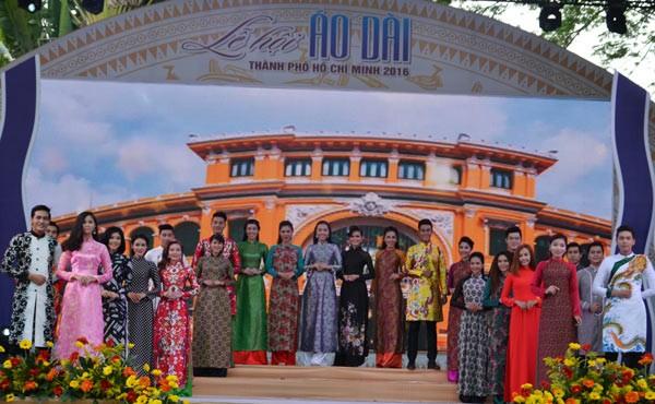 Đại sứ Kỳ Duyên, Lan Khuê vắng mặt trong Khai mạc Lễ hội áo dài - ảnh 2