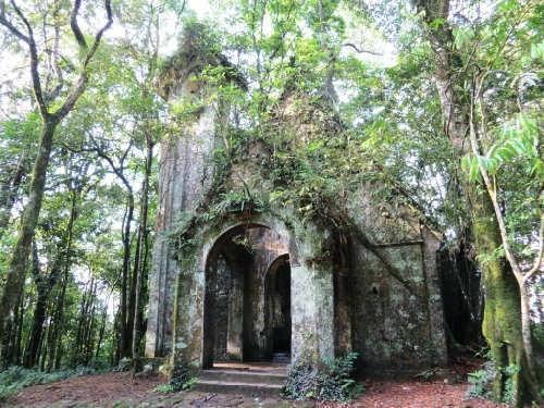 Khám phá những căn biệt thự cổ trong vườn quốc gia Ba Vì - ảnh 2