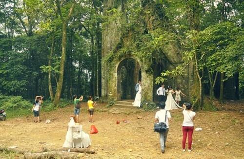 Khám phá những căn biệt thự cổ trong vườn quốc gia Ba Vì - ảnh 5