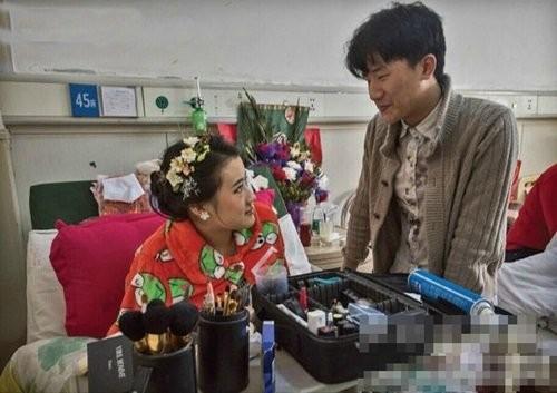 Nghẹn đắng bộ ảnh cưới của cô dâu mắc bệnh hiểm nghèo - ảnh 2
