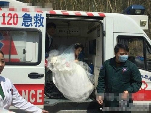 Nghẹn đắng bộ ảnh cưới của cô dâu mắc bệnh hiểm nghèo - ảnh 3