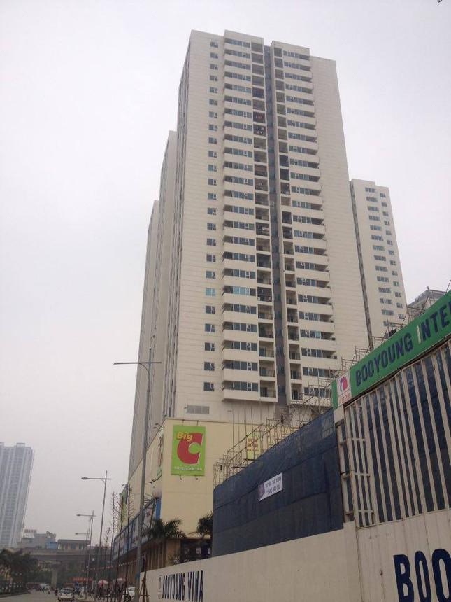 Chung cư Hồ Gươm Plaza: Sai phạm khủng, bất chấp pháp luật - ảnh 1