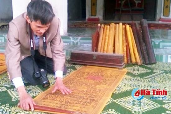 Phát hiện thêm 4 đạo sắc cổ liên quan đến thái úy Tô Hiến Thành - ảnh 1