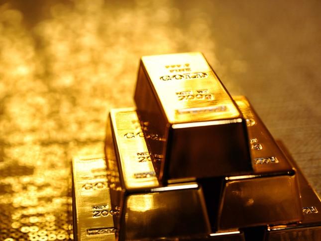 Giá vàng chốt quý I/2016 với mức tăng cao nhất trong 30 năm - ảnh 1