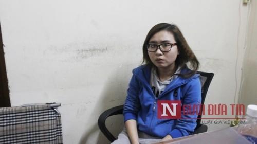 Lộ diện hung thủ tạt axit vào hai nữ sinh tại Sài Gòn - ảnh 1