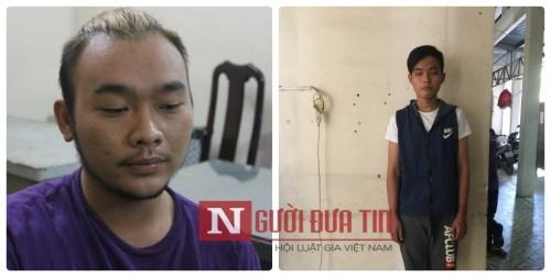 Lộ diện hung thủ tạt axit vào hai nữ sinh tại Sài Gòn - ảnh 2