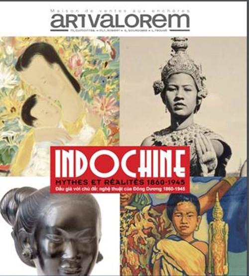 Đấu giá hiện vật nghệ thuật Đông Dương tại Paris - ảnh 2