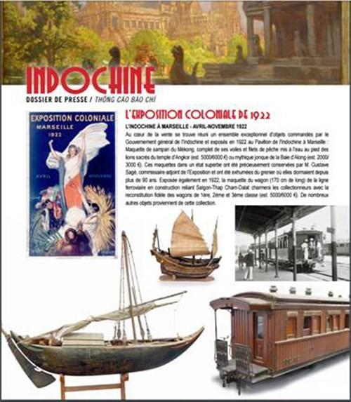 Đấu giá hiện vật nghệ thuật Đông Dương tại Paris - ảnh 3