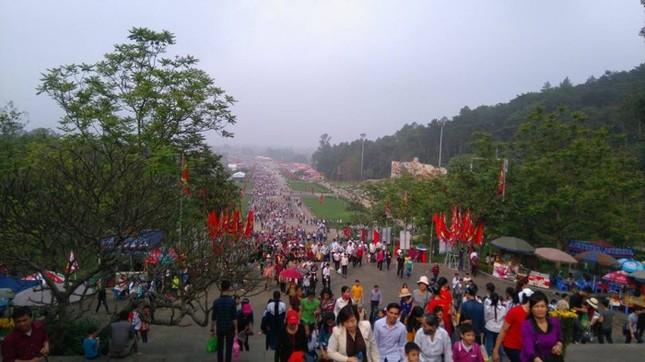 Chưa vào Hội, Đền Hùng đã đón hơn 1 triệu du khách - ảnh 2