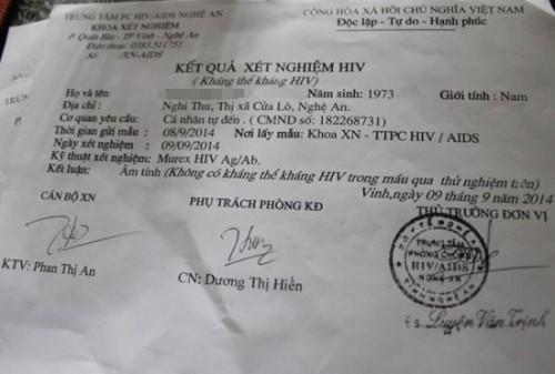 Bị chẩn đoán HIV sai trong 10 năm, đòi bồi thường 773 triệu - ảnh 2