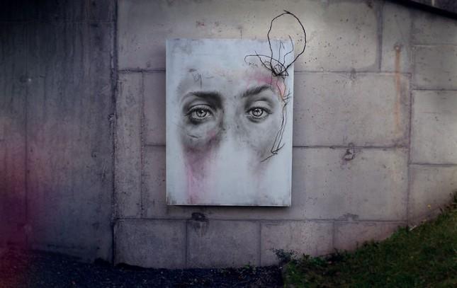 Khám phá bi kịch khác nhau qua các bức vẽ của nghệ sĩ Ba Lan - ảnh 4