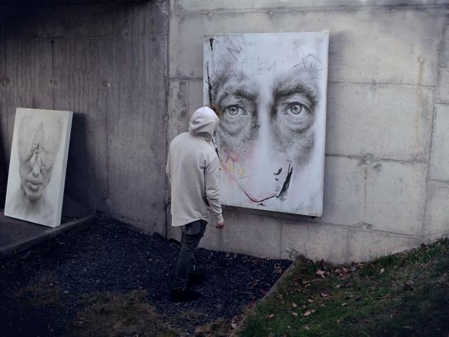 Khám phá bi kịch khác nhau qua các bức vẽ của nghệ sĩ Ba Lan - ảnh 8