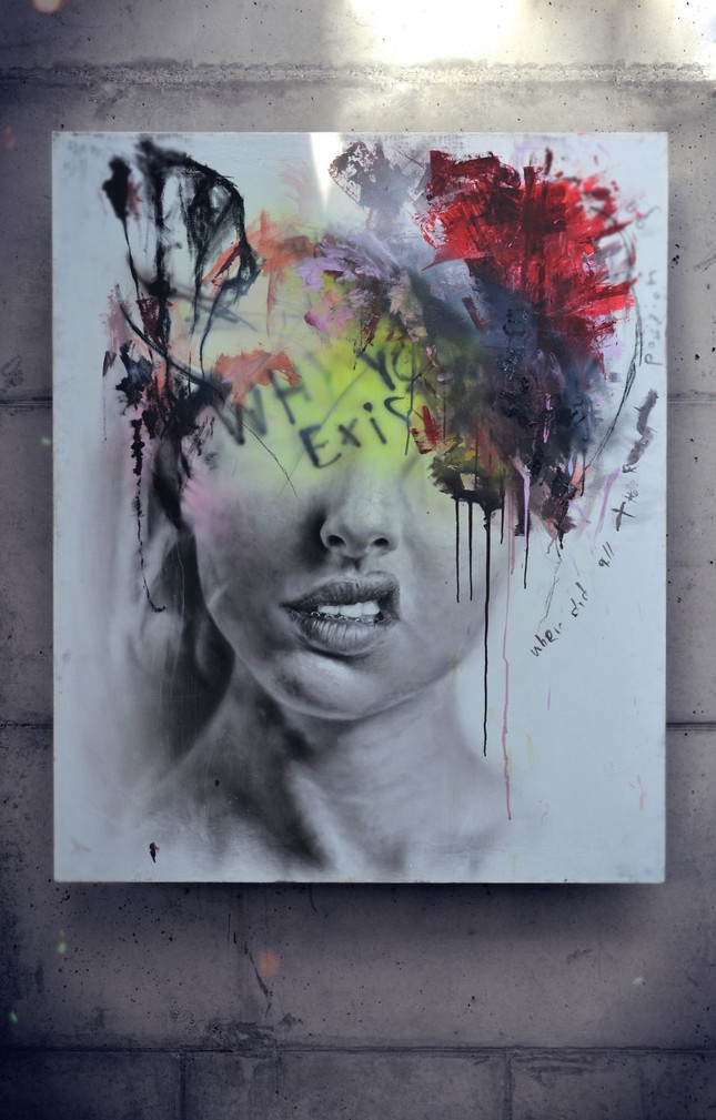 Khám phá bi kịch khác nhau qua các bức vẽ của nghệ sĩ Ba Lan - ảnh 9