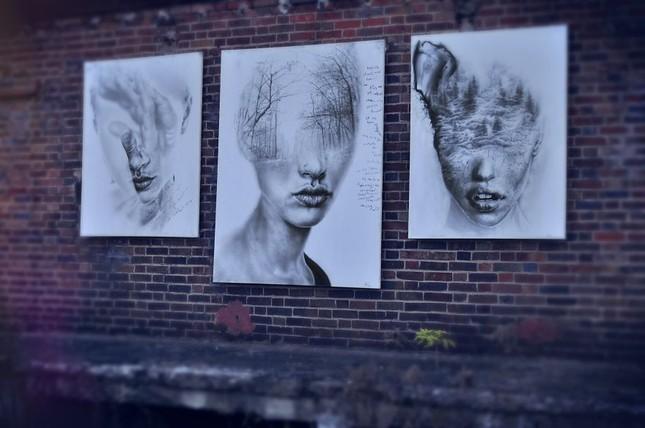 Khám phá bi kịch khác nhau qua các bức vẽ của nghệ sĩ Ba Lan - ảnh 10