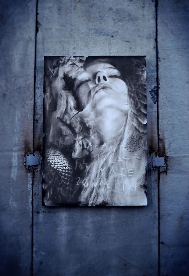 Khám phá bi kịch khác nhau qua các bức vẽ của nghệ sĩ Ba Lan - ảnh 11