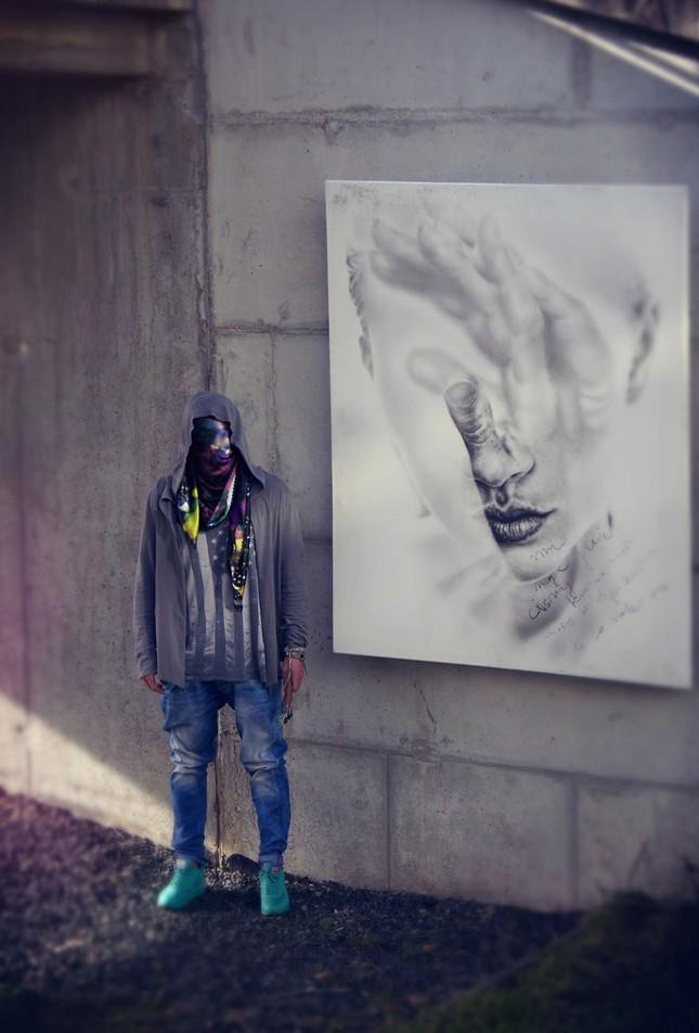 Khám phá bi kịch khác nhau qua các bức vẽ của nghệ sĩ Ba Lan - ảnh 5