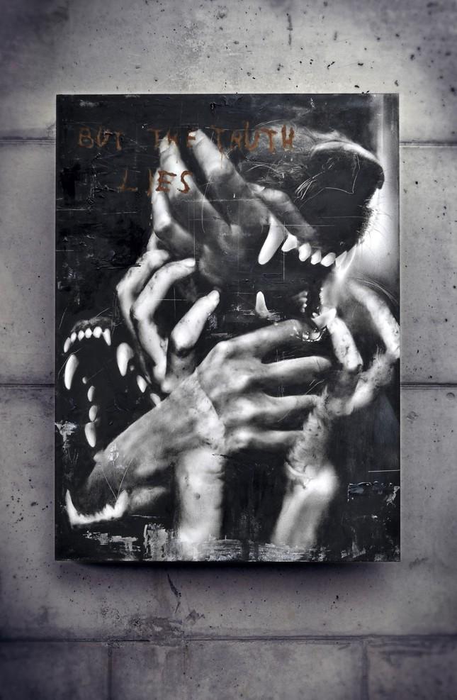 Khám phá bi kịch khác nhau qua các bức vẽ của nghệ sĩ Ba Lan - ảnh 13