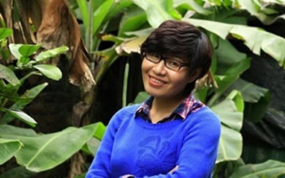 Nữ nhà báo bị đe dọa 'mua quan tài', công an vào cuộc truy tìm - ảnh 1